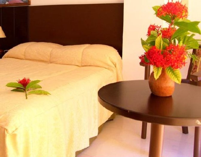 Single room hotel beach house puerta del sol playa el agua isla margarita