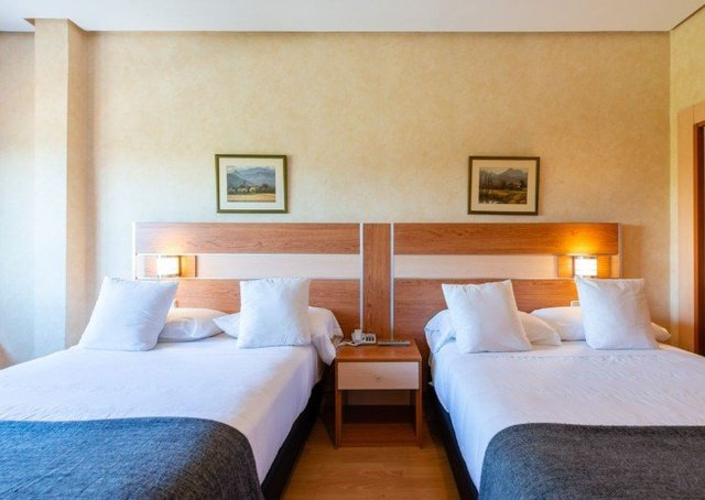 Quarto superior hotel faranda florida norte madrid