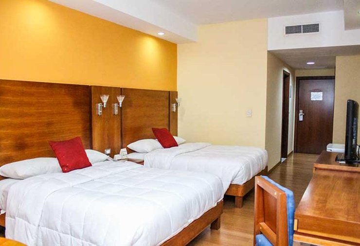 Junior suite hotel city house puerta del sol porlamar isla margarita